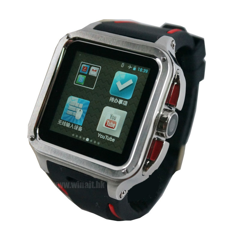 3G phone smart watch android system GPS phone watch