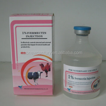 ivermectin injection 1%-50ml for animal use only