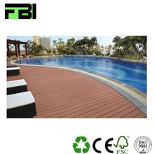 wood plastic wpc upgrade solid composite decking
