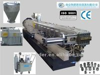 Plastic Material Dyeing And Recycling Plastic Pelletizing Machine