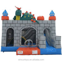 Inflatable GONFIABILE PERCORSO CASTELLO DEL DRAGO