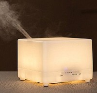 piezoelectric transducer ultrasonic humidifier
