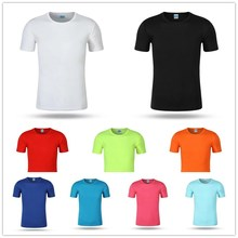 Wholesale blank mens dry fit t shirt