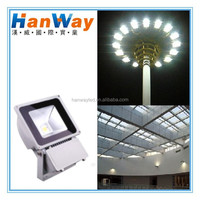 yu hong 100W led flood light for square