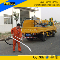 Pull-Type Asphalt Pavement Crack Filling Equipment for Road Maintenance