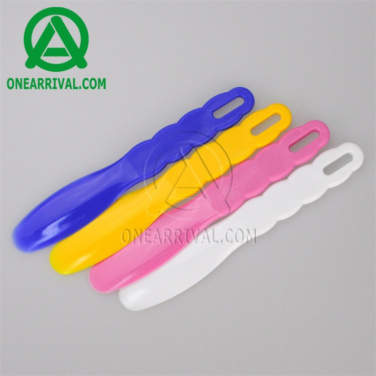 Eco friendly high quality dental wax spatula