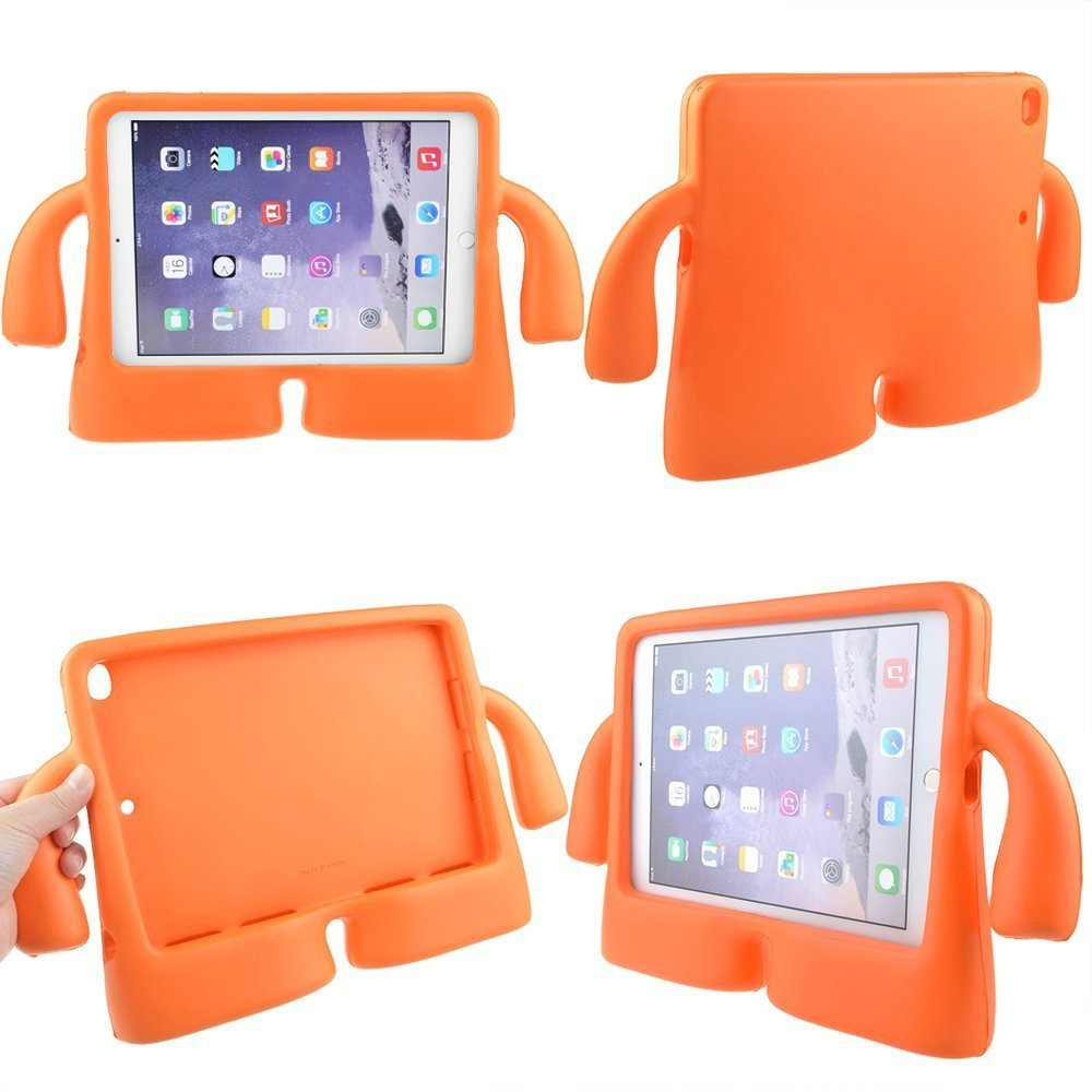 Tablet cover EVA foam handle light weight kids rugged shockproof tablet case for ipad 2
