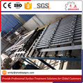 China suppplier of Scaffolding shot blasting machine for removal rust