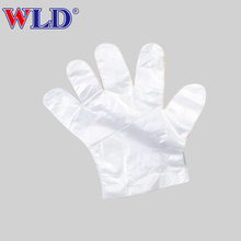 Best selling products disposable medical surgical plastic pe gloves