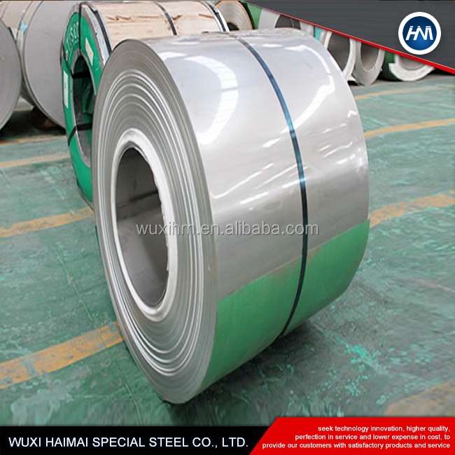 High quality TISCO 304 316 321 Stainless Steel Coil