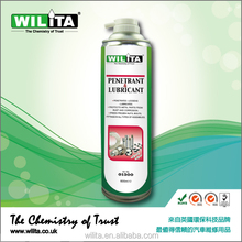 WILITA Penetrant and Lubricant Anti Rust Lubricant Penatrating Oil Spray