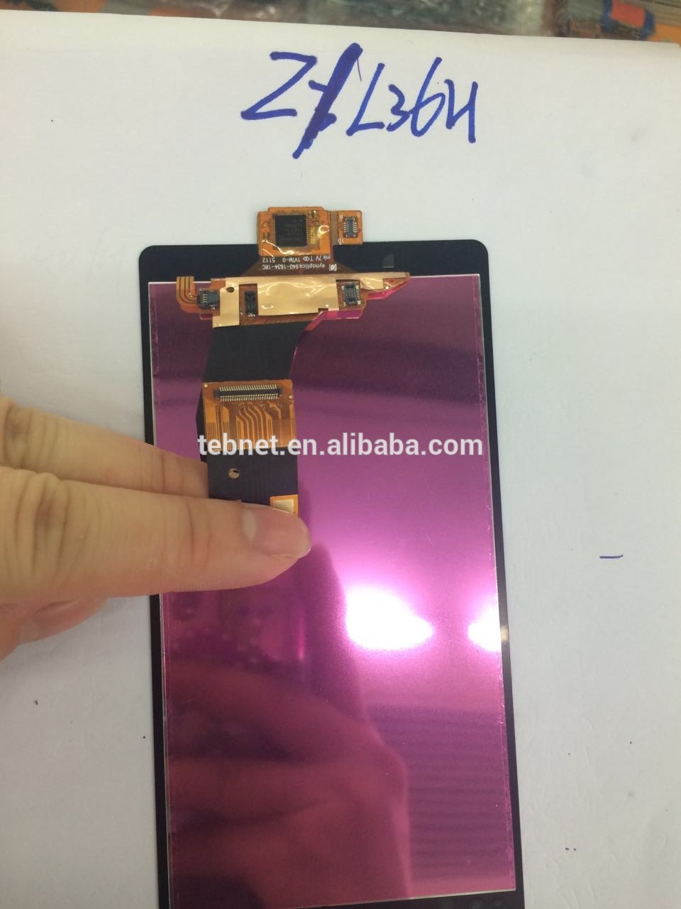 lcd touch screen digitizer for sony xperia z1 l39h