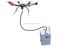 Professional Tethered UAV System KWT-TMOP-100 For Industrial Use