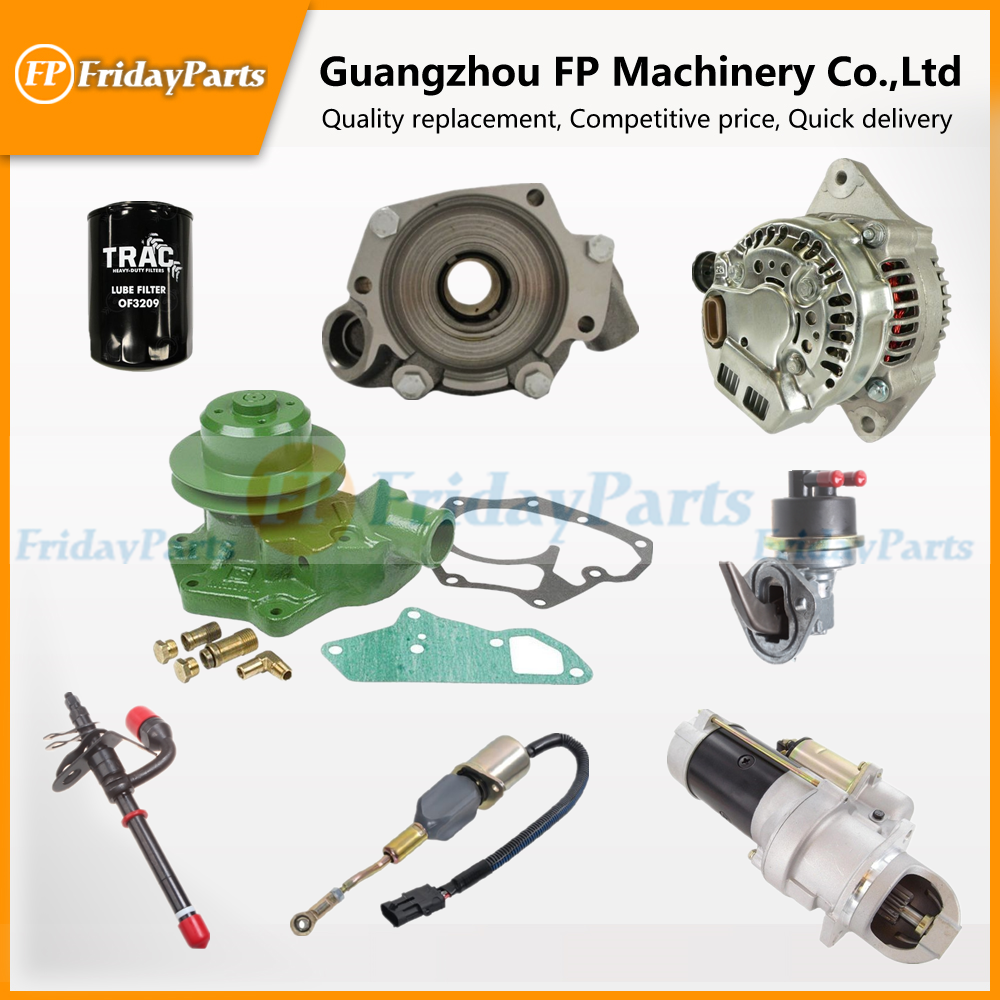 Hot selling Tractor parts Used For Agriculture Machinery
