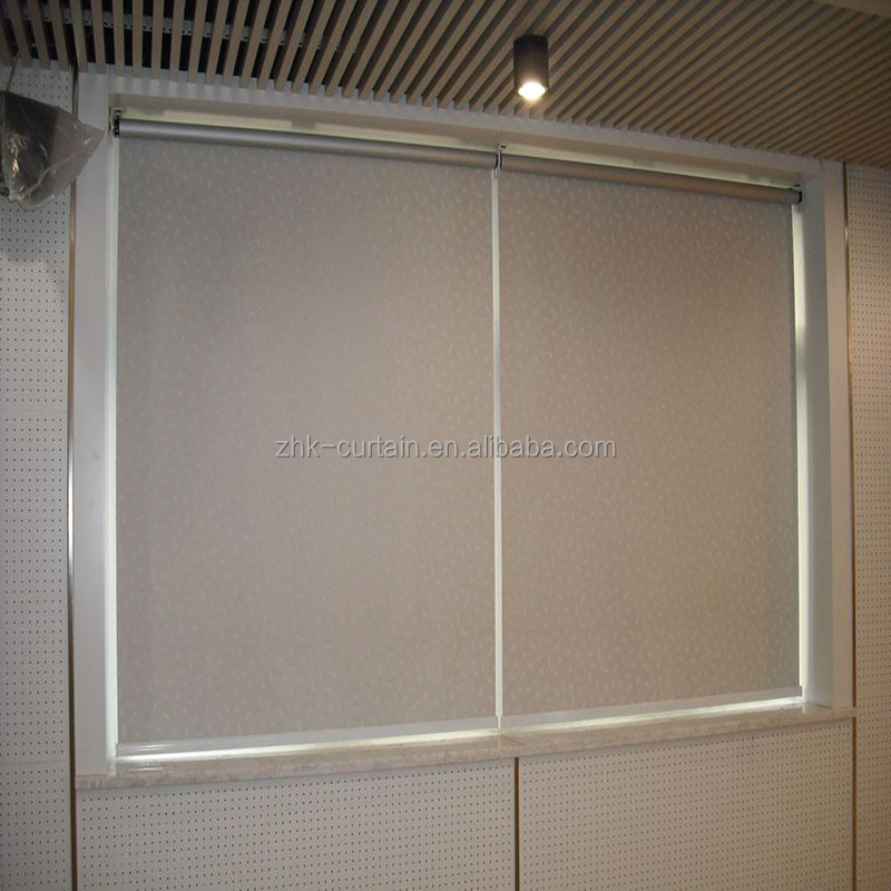 Lastest Designed Automatic Rolling Window Curtain