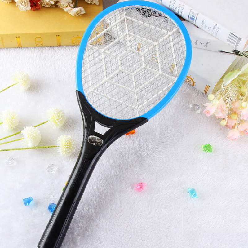 Factory Exports High Quality Electric Mosquito Swatters of Various Colors EM-008