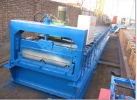 High technology& popular steel roofing sheet roll forming machine