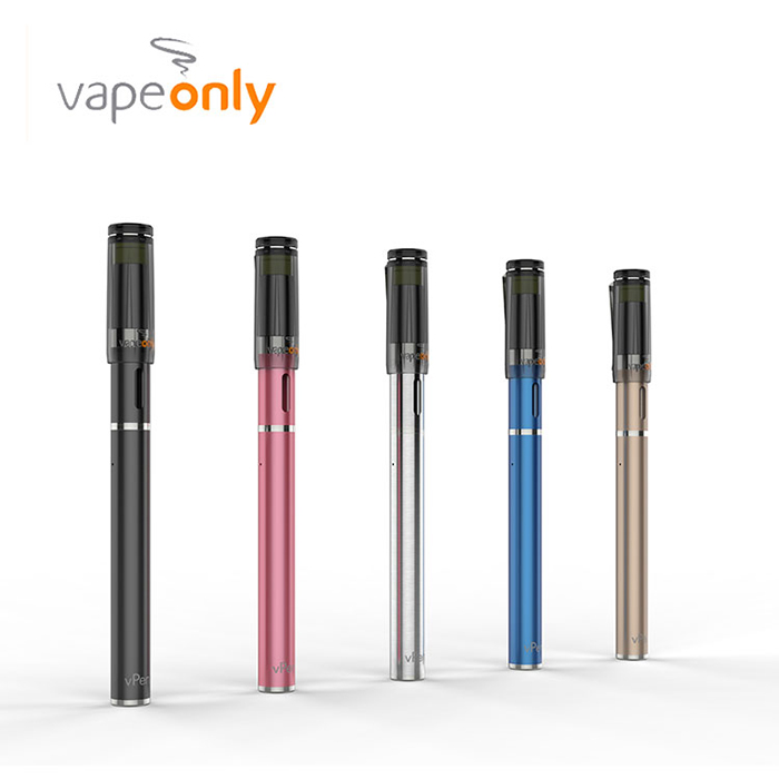 Free Shipping 1.0ml 390mAh Vapeonly vPen Kit electronic hookah refill