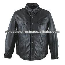 Leather Shirts