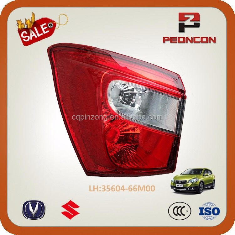 Good Quality Tail Light LH for Suzuki S-cross OEM 35604-66M00