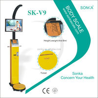 2015 in hot selling SK-V9 measuring Weight /hight /fat Wood Digital Mini Moisture Meter Lcd Display