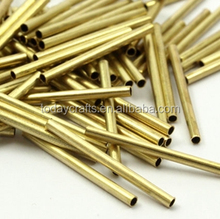 20 x 1.5 mm liquid cooling radiator copper fin brass tube wate