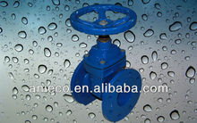 ANSI resilient seated gate valve / discharge gate