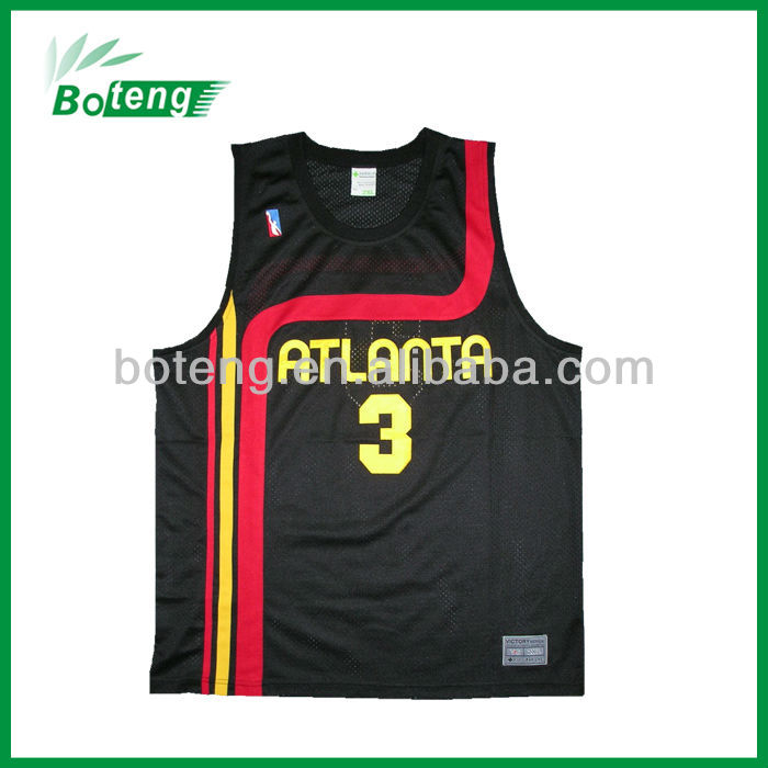 Polyester Basketball Jersey BT-411