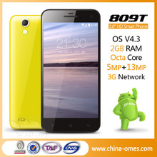 6.9mm ultra slim MT6592 13mp Camera oem china smartphone