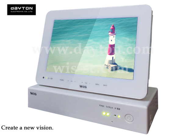 Japan OEM 10.1 Inch HDMI Wireless Waterproof Goldstar LED TV