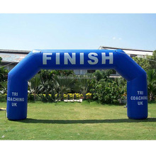 BT-WX 006 2018 Hot sale inflatable arch, inflatable finish line for events