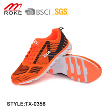Three Color Breathable Style Sports Shoes Running Shoes for Man and Woman