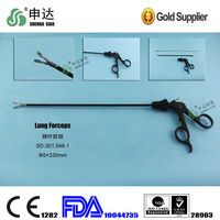 babcock atraumatic organ / tissue lung grasping forceps 330 mm