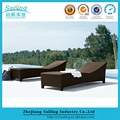 Promotion Good Price Wooden Sun Chaise Lounge