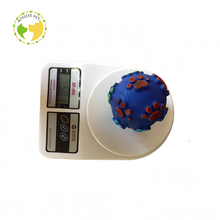 Pet Toys Type And Eco-Friendly Feature High Quality Dog Chew Toy,Dog Paw Print Toy Ball