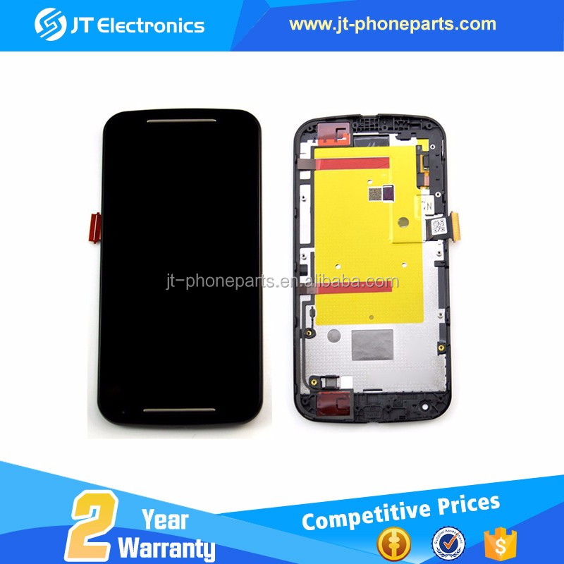 Wholesale lcd for motorola ex221,lcd touch screen for motorola for moto g2 xt1068