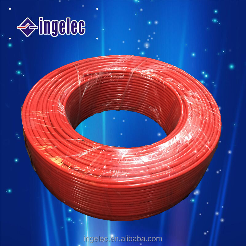 China supplier waterproof wire and cable electric flat/ ribbon speaker cable wire