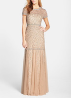 Guangzhou clothing OEM quinceanera dresses formal long dresses Mesh Gown prom dresses