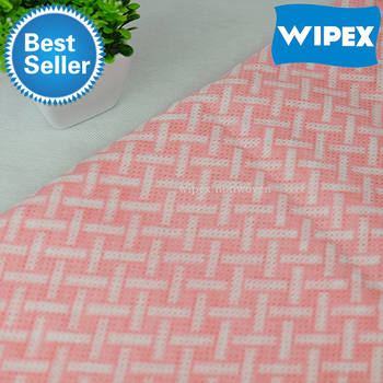 Hangzhou disposable spunlace non-wovens fabric for wipes for table cleaning Mill in China