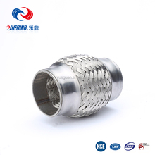 1 inch stainless steel flexible pipe for exhaust