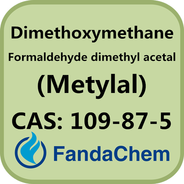 CAS NO.: 109-87-5 Dimethoxymethane / Metylal / Dimethylformal