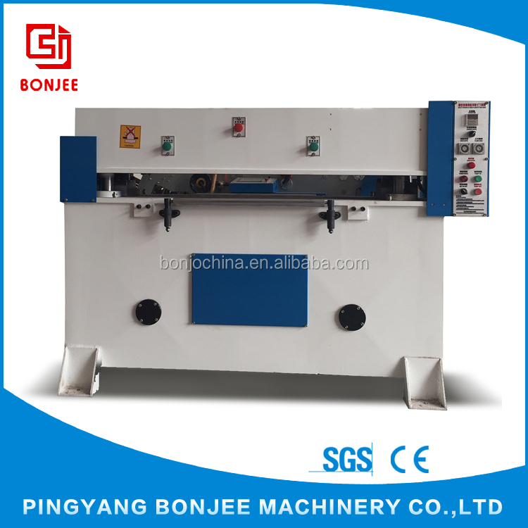 Bonjee China Supplier Hand Operated Paper Die Cutting Machine Wholesale Price