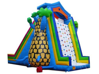 High quality amusement park popular climbing inflatable bouncer for kids