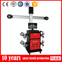 Qiangxin QX-M30 3D Manual Wheel Alignment Equipment