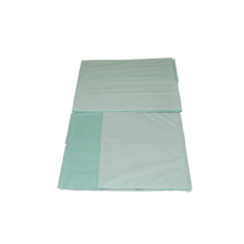 Medical Incontinence ดูดซับ Disposable Blue 23X36 Quilted Underpad Sap