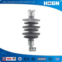 Good 132KV pin post composite Insulator