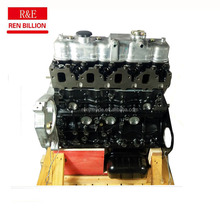 Car engine ISUZU 4JH1 engine long block 4JH1-TC cylinger long block for marine diesel engine