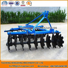 Tractor implement 3-point disc harrows offset disc harrow