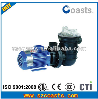 19 Years Manufacturer electric water pump,pump swimming pool used