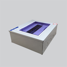 DDS-009-3 ip54 frp single-phase outdoor plastic electrical junction box cover meter box